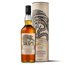 Whisky Cardhu Game of Thrones Limited Edition - House of Targaryen