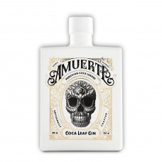 Handcrafted Coca Leaf Gin Amuerte White Edition
