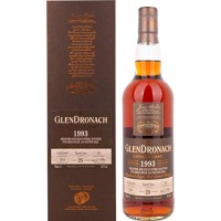 Whisky The GlenDronach 25 ani Single Cask by Beija Flor & Silver Seal sherry butt 1993