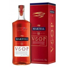 Cognac Martell VSOP Aged in Red Barrells