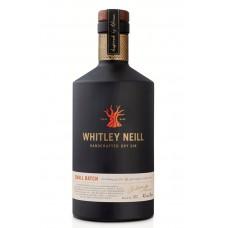 Craft Gin Whtley Neill Small Batch