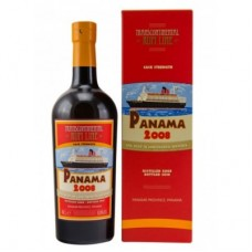 Rom Transcontinental Panama 2008 Cask Strenght