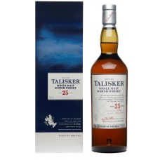 Whisky Talisker 25 ani (2011 release)