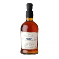 Rom Foursquare 2005, 12 ani Cask Strenght