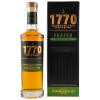 Whisky 1770 Glasgow Peated Release No1