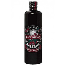 Lichior Riga Balzams Black Cherry