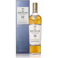 Whisky The Macallan 12 ani Triple Cask