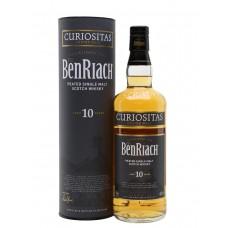 Whisky Benriach 10 ani Curiositas