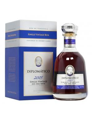 Rom Diplomatico Single Vintage 2005