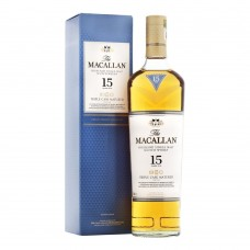Whisky The Macallan 15 ani Triple Cask