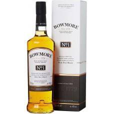 Whisky Bowmore No 1