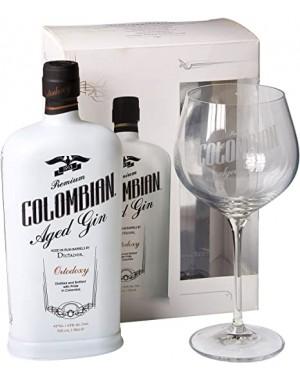 AGED GIN COLOMBIAN ORTODOXY + 1 PAHAR