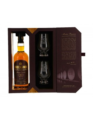 Whisky Knockando 21 ani Master Reverve + 2 pahare