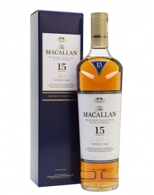 Whisky The Macallan 15 ani Double Cask
