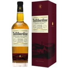 Whisky Tullibardine 228 Burgundy Finish