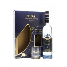 Vodka Beluga Transatlantic + Gift Set